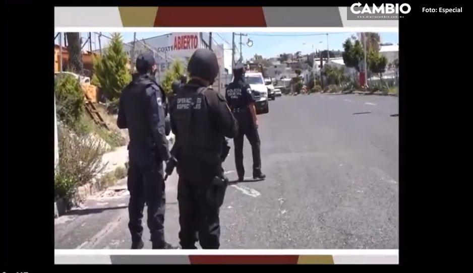 SSP destituye a comandante de custodios del penal de Tehuacán (VIDEO)