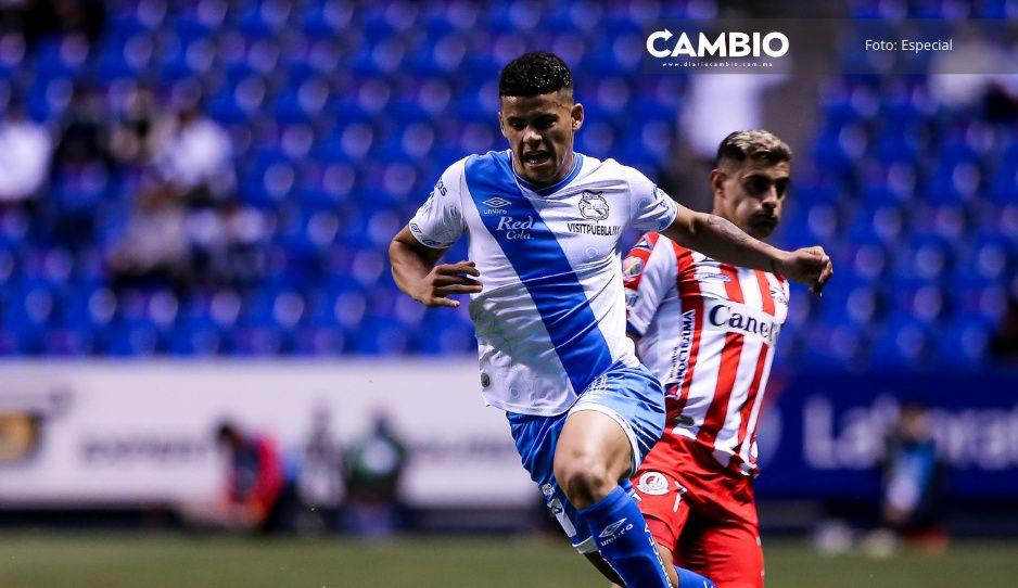 """Larcamón pide """"pasar página"""" y asegura que Puebla sacará los 3 puntos en la Comarca lagunera"""