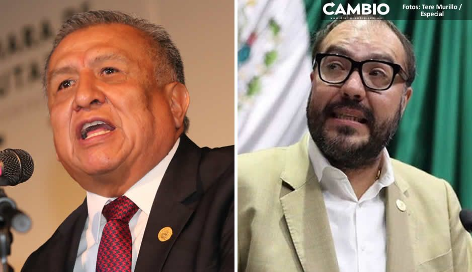 El próximo martes se vota el desafuero de Saúl Huerta y de Mauricio Toledo