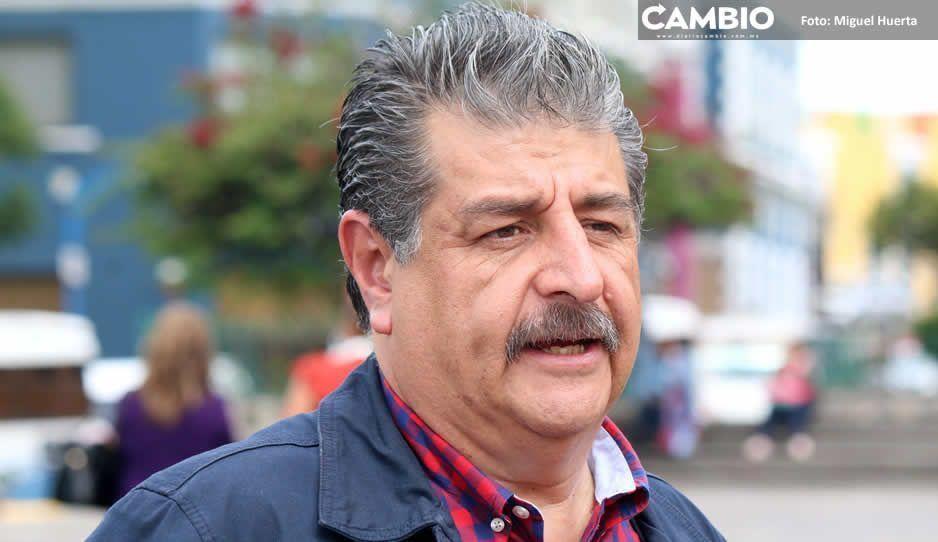 Ecoloco Vargas se compromete a no saquear las arcas municipales en Huauchinango