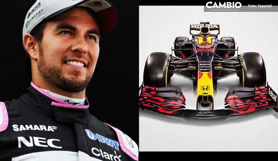 ¡Amantes de la velocidad! Red Bull lanza monoplaza 2021; Checo Pérez lo manejará