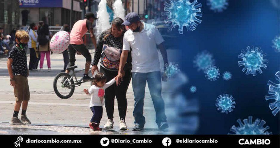 ¡Somos el primer el lugar! Pandemia deja huérfanos a más de 141 mil pequeños en México