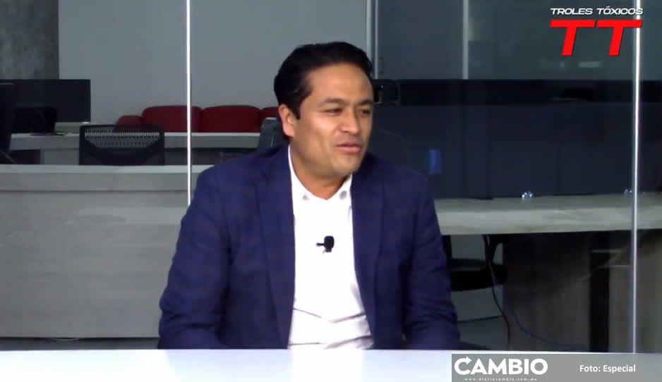 Morena acabará con los cacicazgos de la Sierra Norte en esta elección: Juan Rivera (VIDEO)