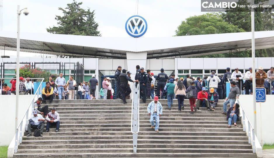 Volkswagen cumple: inicia pago de utilidades  2015 a trabajadores