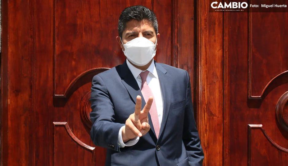 Lalo Rivera tomará protesta en el Centro Expositor; habrá mil 200 invitados (VIDEO)