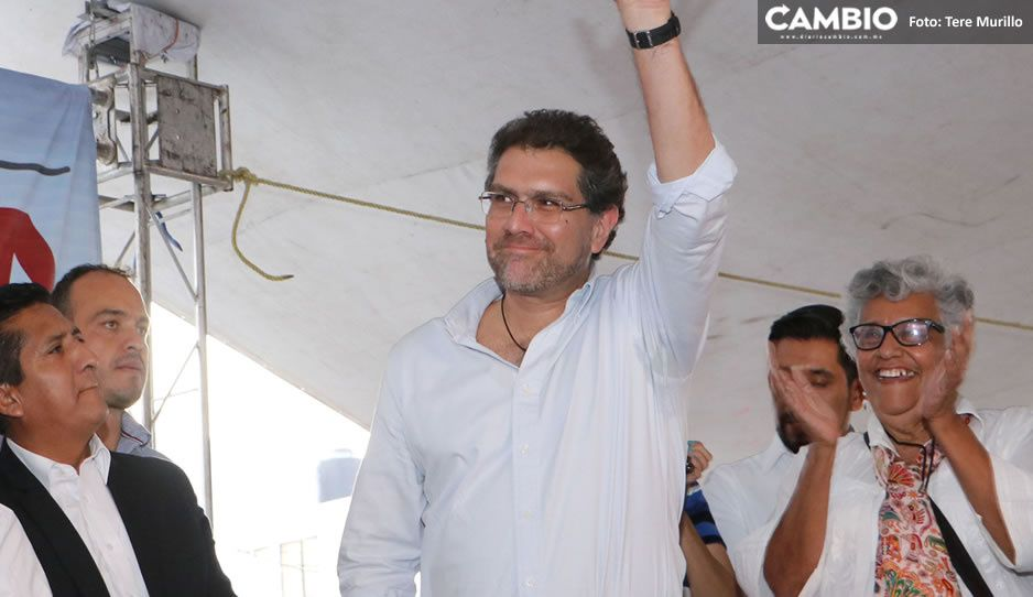 Armando Ríos Piter, el nuevo rector de la UDLAP tras la salida de Derbez