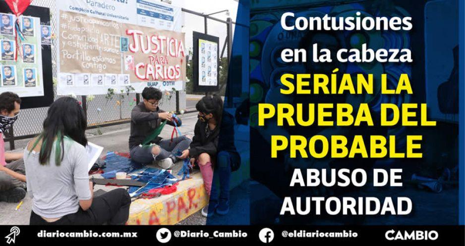 Juan Carlos murió en la cárcel de Xoxtla, policías podrían ser los responsables (FOTOS Y VIDEOS)