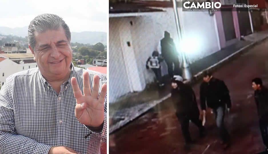 Tras despido de 60 policías aumentan robos a negocio y a transeúnte en Huauchinango (VIDEO)