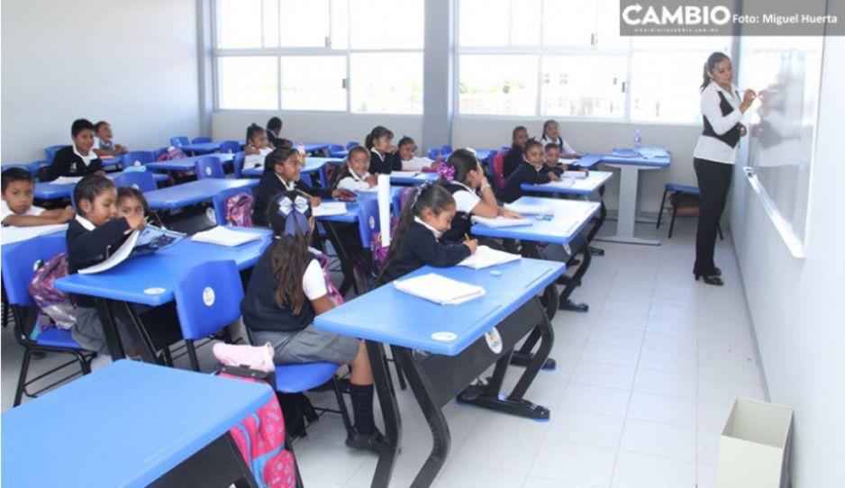 ¡Oficial! Puebla y 11 estados más volverán a clases presenciales en agosto