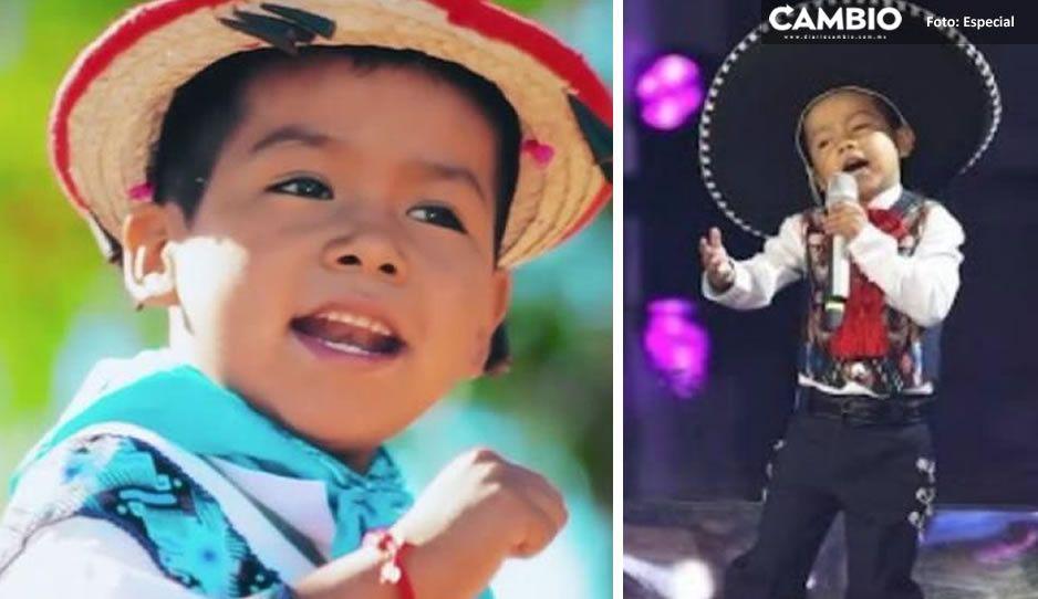 Yuawi López el famoso niño de Movimiento Naranja, ahora cobra 60 mil pesos por hora de concierto