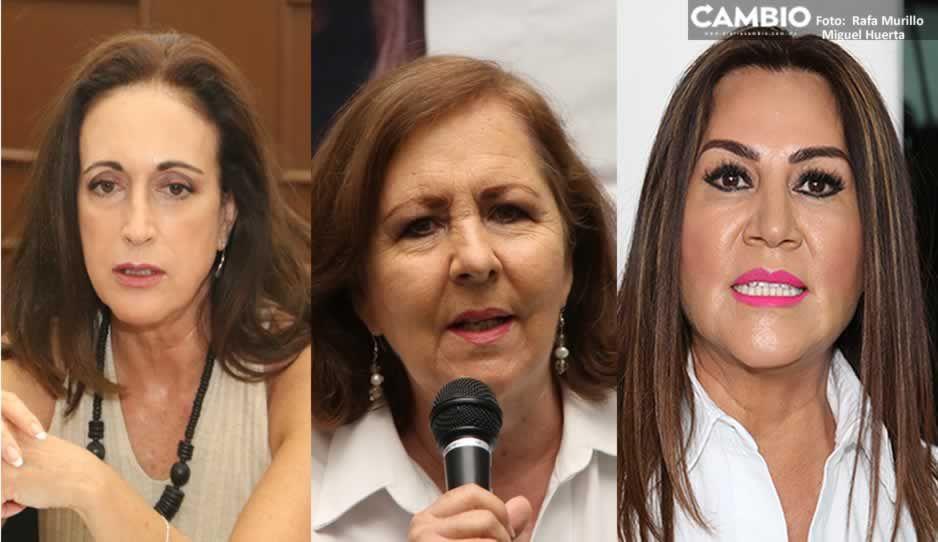 Augusta, Anatere y Blanca Jiménez, las favoritas de los lalistas para quitar a Genovena