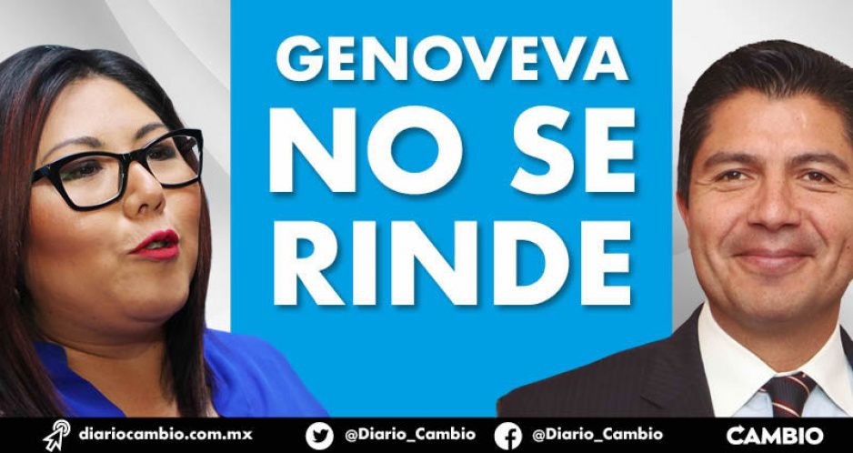 Genoveva no se rinde en desbarrancar a Lalo Rivera: promociona a Chelo, Oswaldo y hasta a Pepe Chedraui