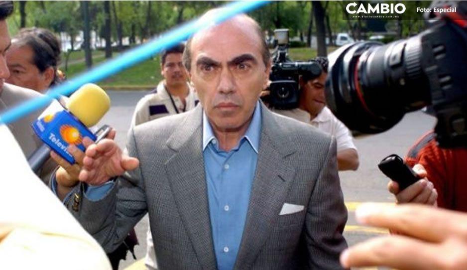 Amparan a Kamel Nacif; NO podrá ser arrestado por supuesta tortura vs Lydia Cacho
