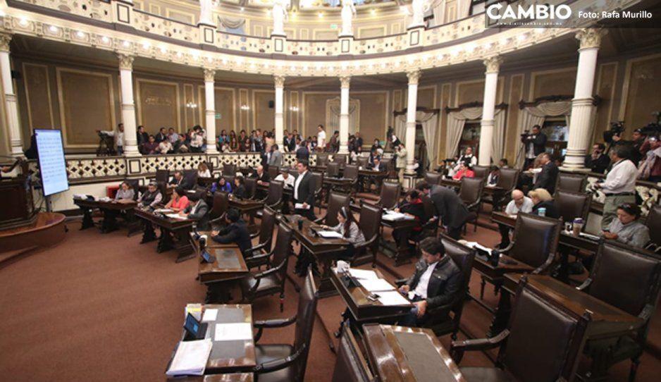 Congreso posterga aprobación de Ley Agnes en Puebla