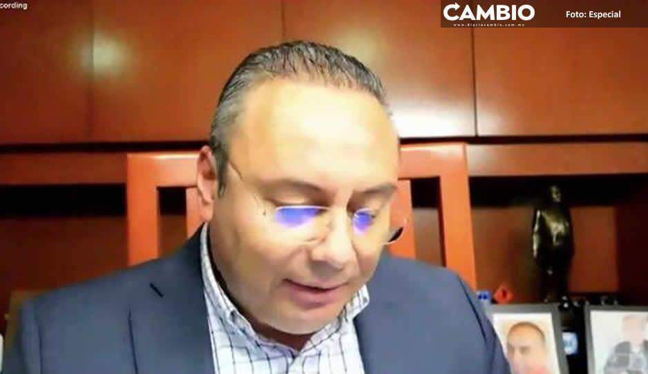 Guillermo Velázquez da negativo a COVID-19, pero se mantendrá en resguardo domiciliario