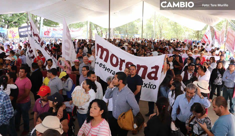 Desecha Sala Regional del TEPJF diez impugnaciones vs convocatoria de Morena