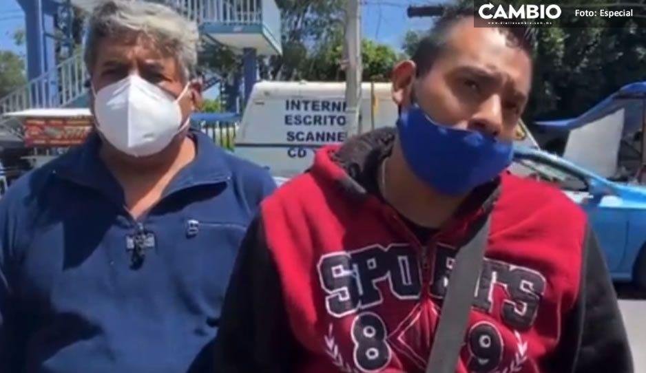 Martiniano murió en la explosión de la FGR, familiares acusan irregularidades en su caso (VIDEO)