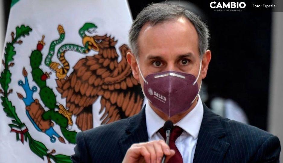 López-Gatell deja el hospital: confirma Secretario de Salud