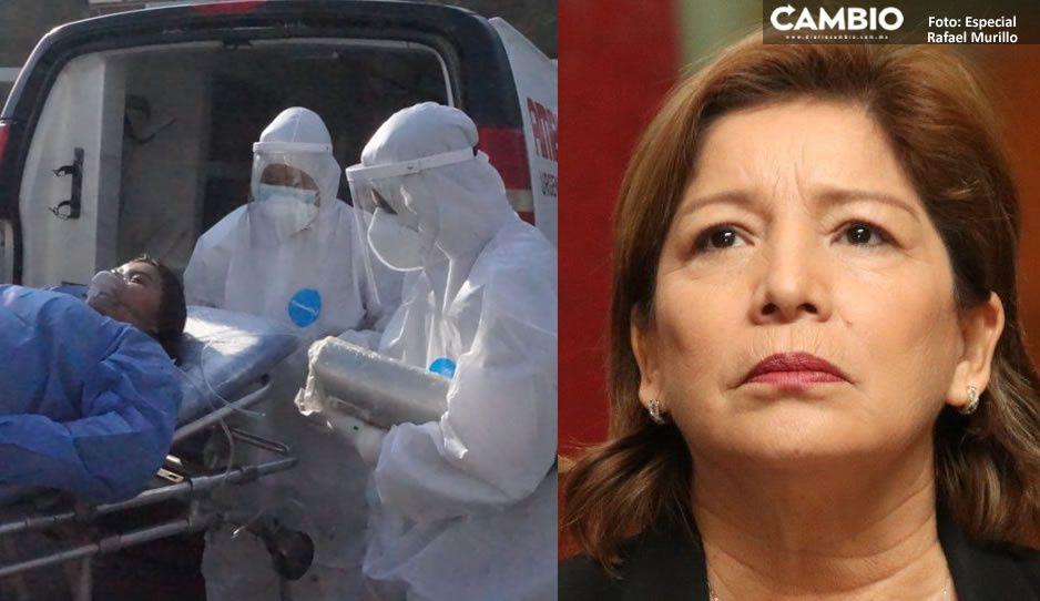 Tecamachalco se queda sin ambulancia por culpa de Marisol Cruz; olvida renovar contrato con SUMA