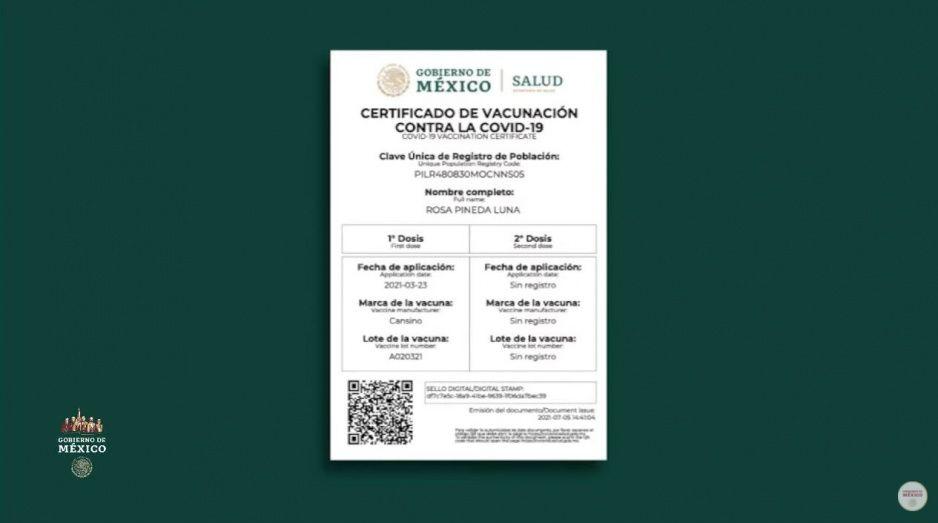 En Coahuila, Sonora, Sinaloa y Quintana Roo, negocios ya pedirán certificación de vacuna ¿Y Puebla pa' cuando?
