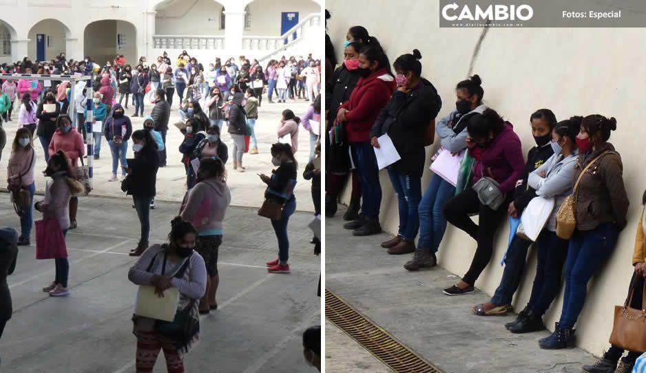 Servidores de la Nación intimidan y retienen a reportero de Huauchinango