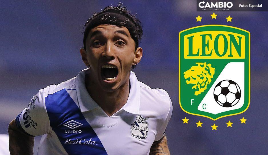 ¡Siguen desmantelando al Puebla! Ahora Omar Fernández ficha con el León (VIDEO)