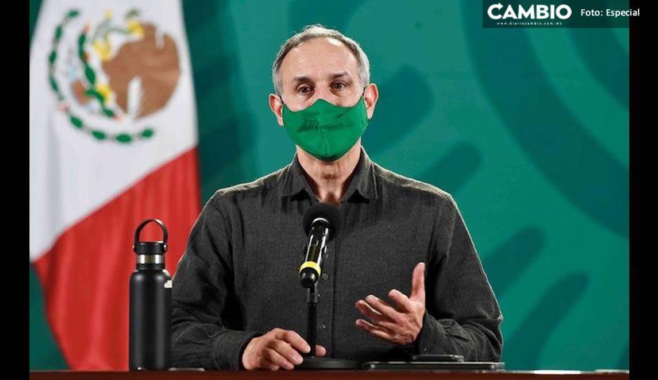 GatellSÍ fue hospitalizado por Covid, confirma Salud