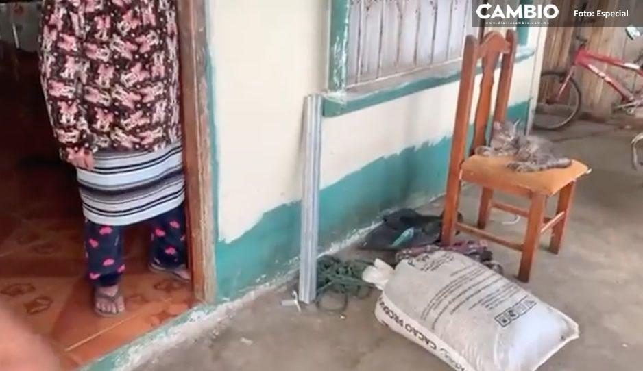 Harta de ser violada, Yamilet de 12 añitos intenta quemar vivos a su abuela y esposo en Ecuador