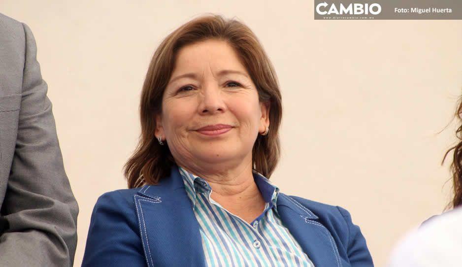 Marisol Cruz asegura que dejará su cargo sólo si Morena le da luz verde para la reelección