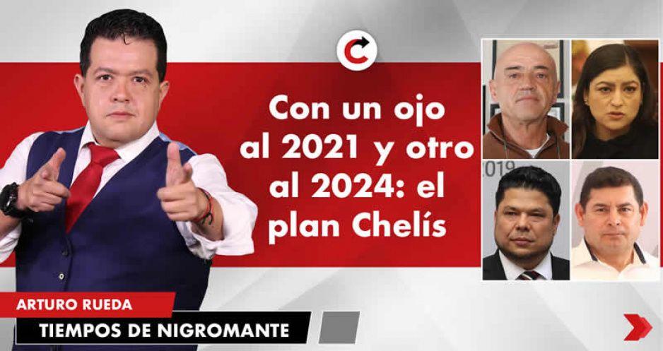 Con un ojo al 2021 y otro al 2024: el plan Chelís