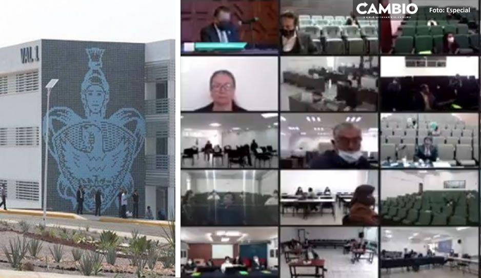 Consejo Universitario aprueba crear posgrado para erradicar la violencia en la BUAP