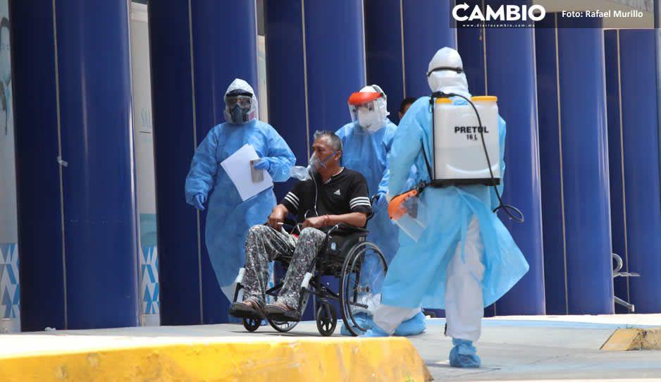 Puebla superó los 88 mil 900 enfermos de COVID-19