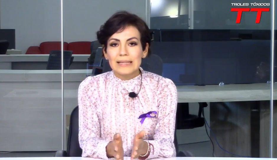 Mónica Silva buscará diputación local del distrito 17