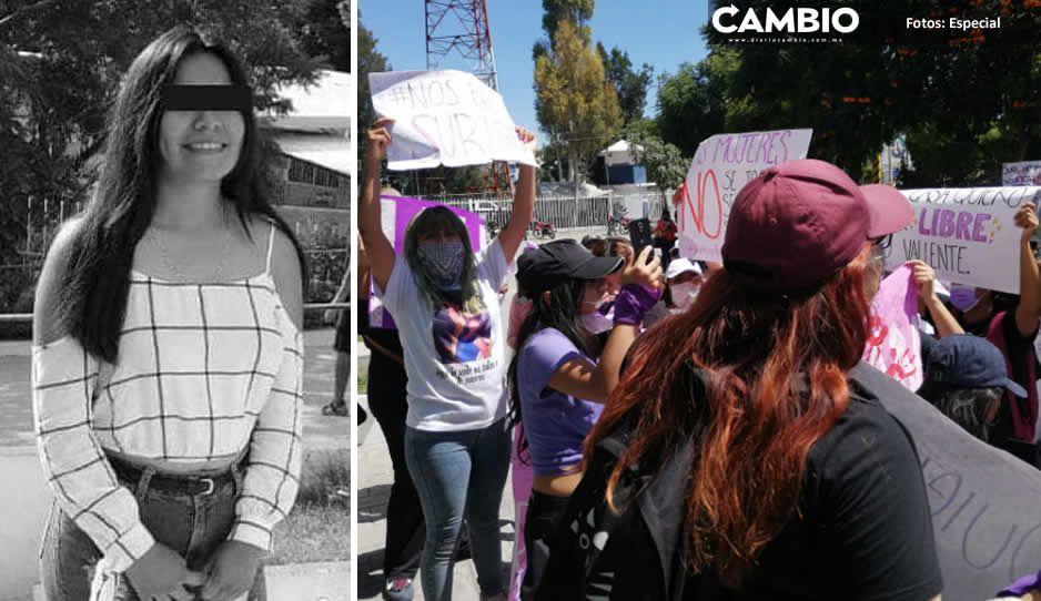 Continúan las protestas para exigir justicia por el feminicidio de Suri Saday en Tehuacán
