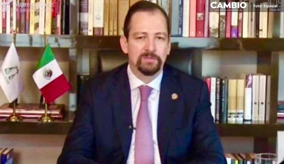 ¡Rebelión en el TEPJF! Magistrados quitan a Vargas; él se niega a dejar la presidencia