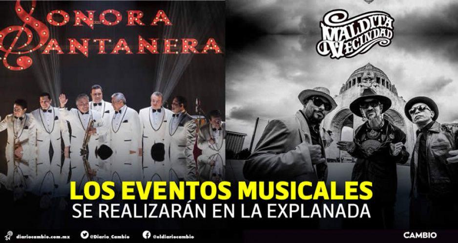 La Sonora Santanera y Maldita Vecindad, las estrellas del cartel patrio en Casa Aguayo (VIDEO)
