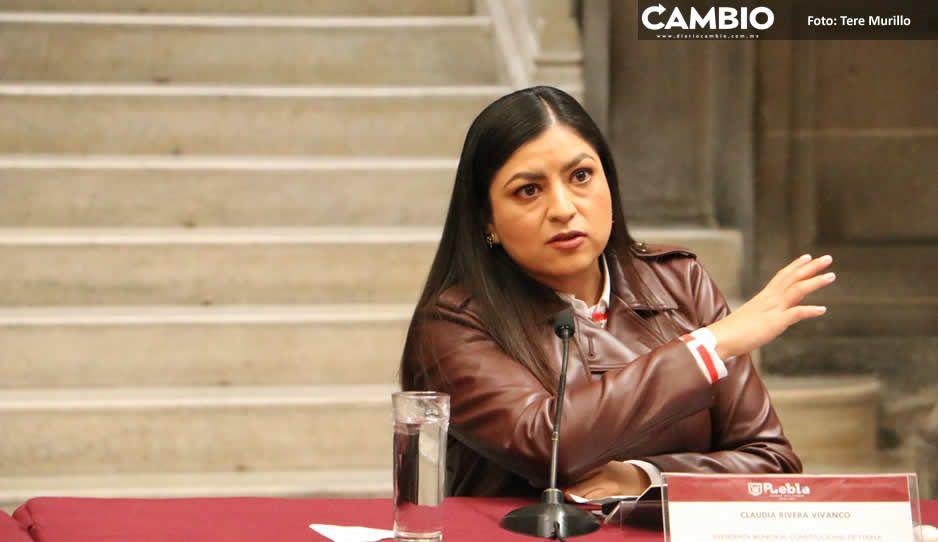 Claudia recorre su informe por visita de AMLO y espera que el presidente la invite
