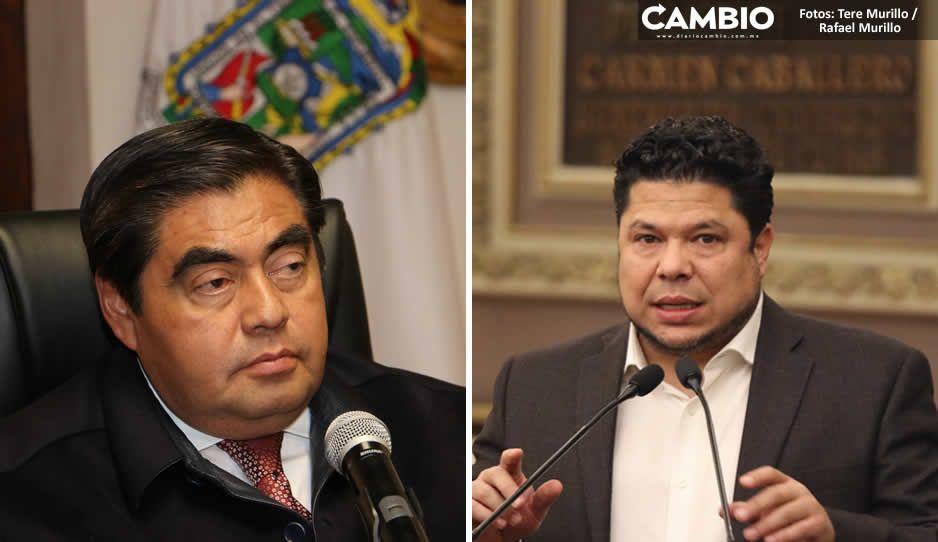 Barbosa da espaldarazo a Gabriel  Biestro en su búsqueda por la alcaldía (VIDEO)