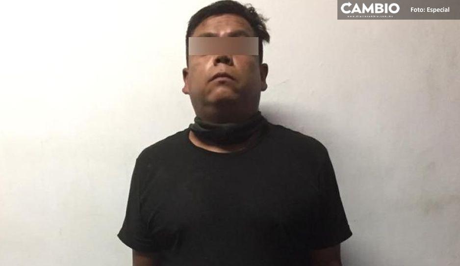 Lo cacharon vendiendo droga; cae Andrés, líder de la banda Los pelones en la Solidaridad