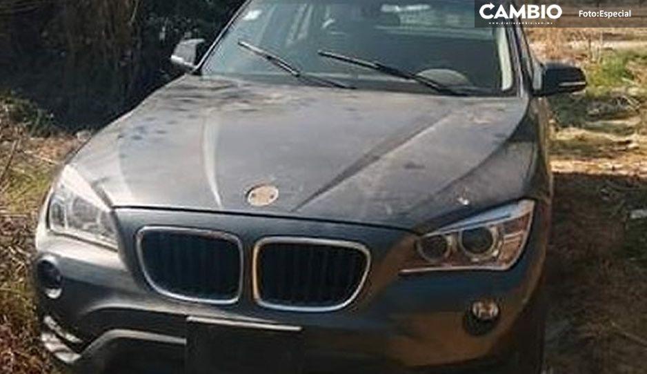 Recuperan camioneta robada desde el 2019 en Huejotzingo