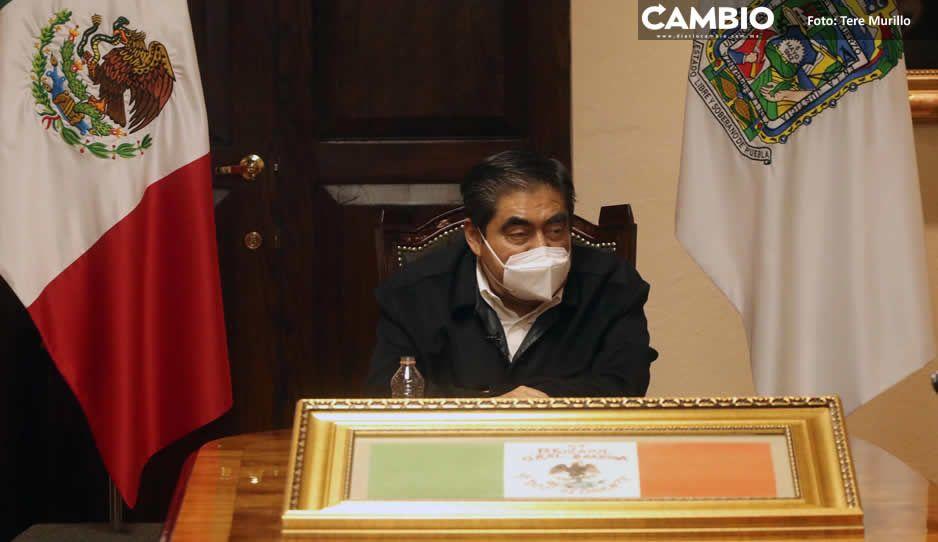 Desafuero del diputado pederasta es muestra de inteligencia política de los legisladores: Barbosa