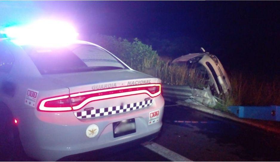 Abuelitas pierden la vida tras accidente en la autopista Cuacnopalan-Oaxaca