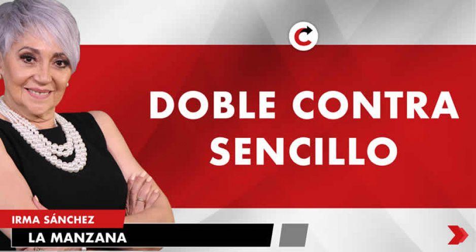 DOBLE CONTRA SENCILLO