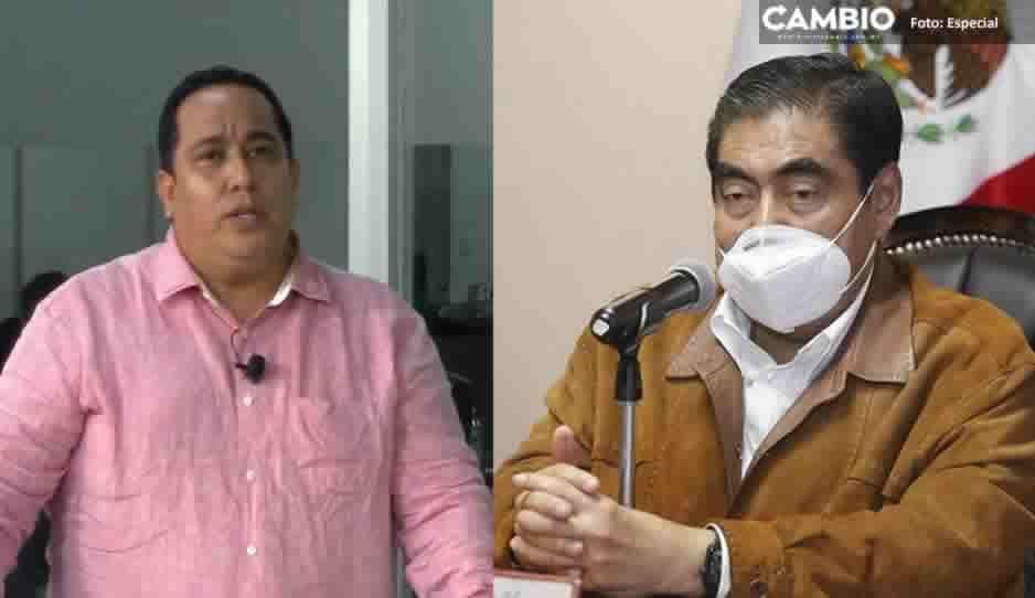 Celebra Barbosa disposición de Evangelista para trabajar de la mano con su gobierno