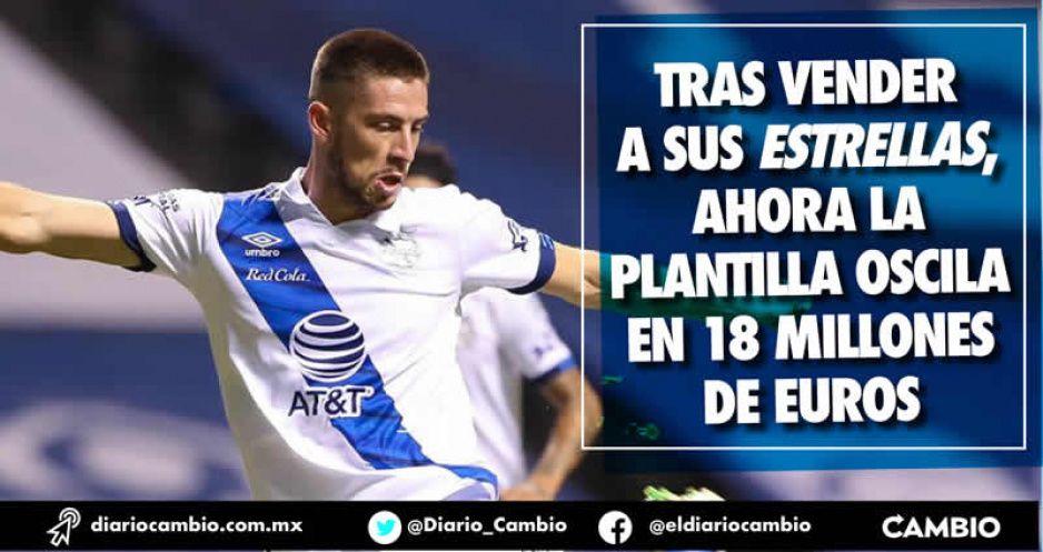 La Franja es la segunda nómina más barata del futbol mexicano, Querétaro es más pobre