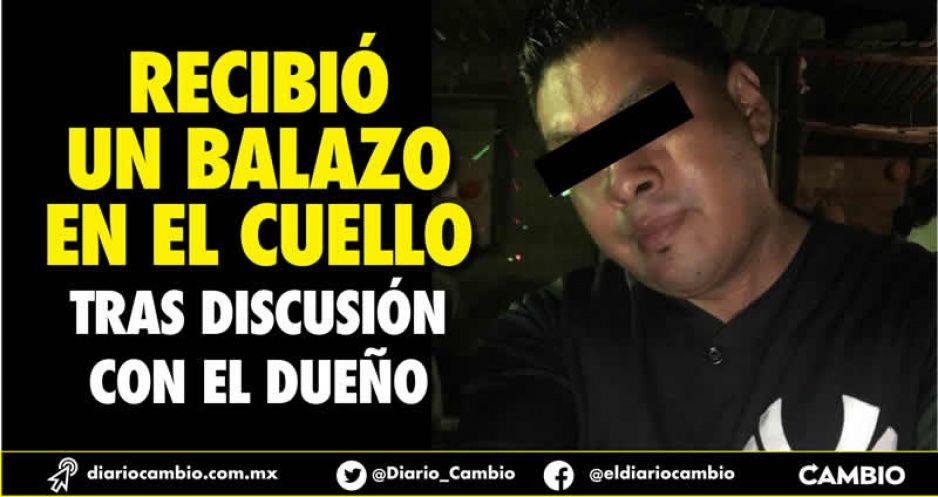 Pizzero asesino mata a cliente de un balazo por exigir ingredientes frescos en Huaquechula