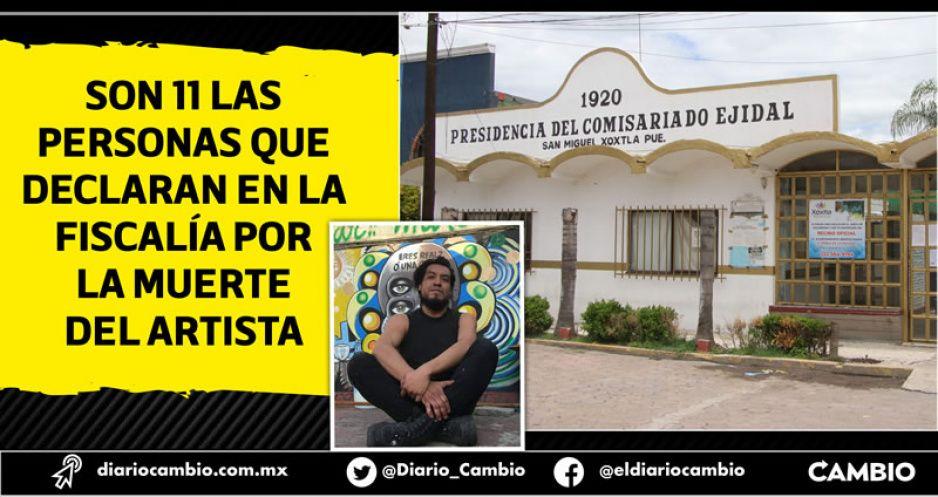 Fiscalía detiene a nueve policías de Xoxtla para investigar asesinato de Juan Carlos (VIDEOS)