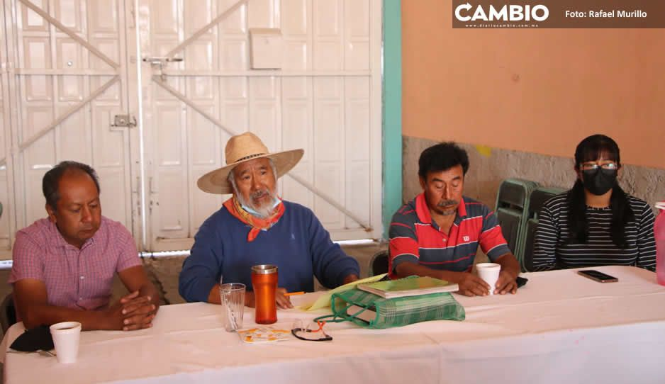 Vecinos de Totimehuacán confirman que Saúl Huerta atraía a jóvenes con futbol y estudios (FOTOS Y VIDEO)