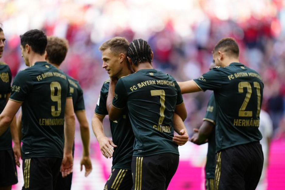 ¡Bayern imparable! ahora le mete siete al Bochum en la Bundesliga (VIDEO)