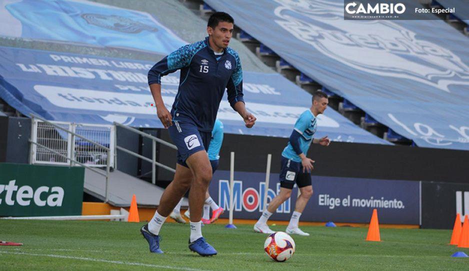Receso por la fecha FIFA ayudará para vencer a Mazatlán: delantero de La Franja
